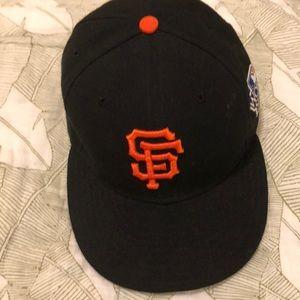 SF World Series cap